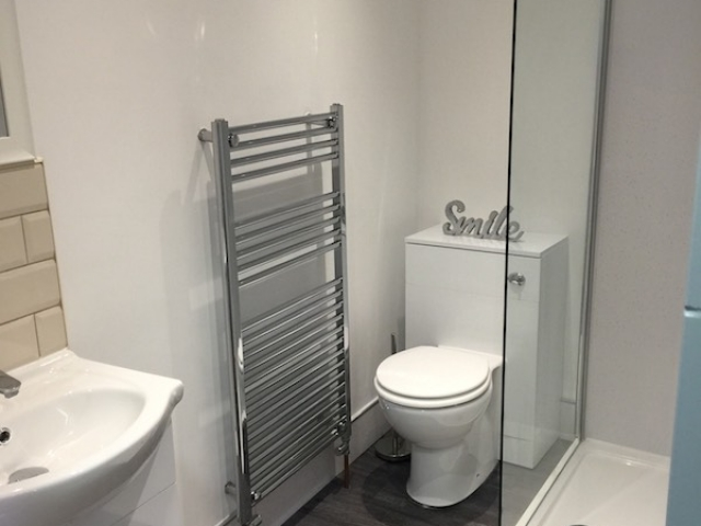 Penthouse Apartment, Bathroom