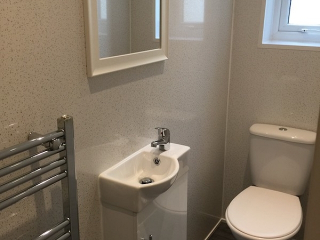 Superior Apartment, Bathroom