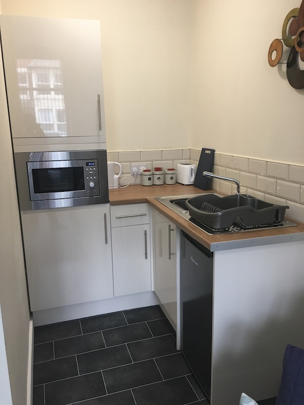 Ground Floor Apartment in Blackpool
